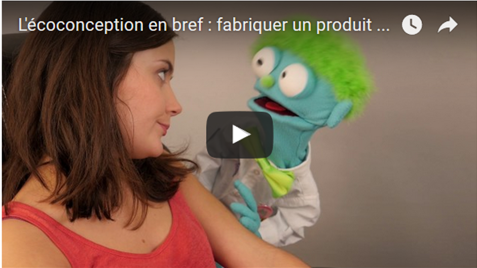 Video ecoconception
